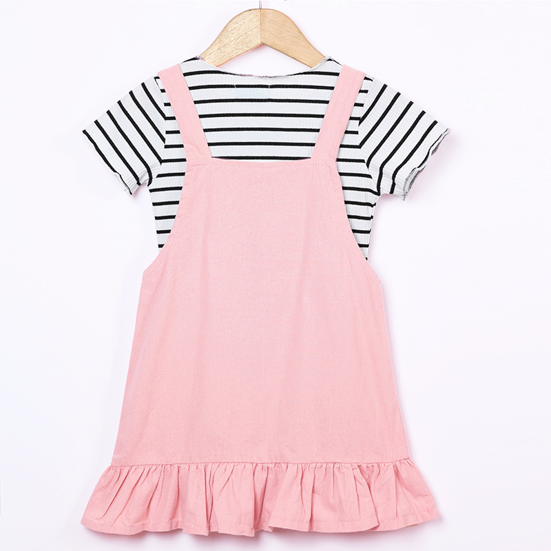 Bear-Leader-Girls-Sets-2017-New-Children-Clothing-Strap-Dress-Sets-Kids-Clothes-Pullover-Striped-ShirtDress-2Pcs-Suit-Outwears-2