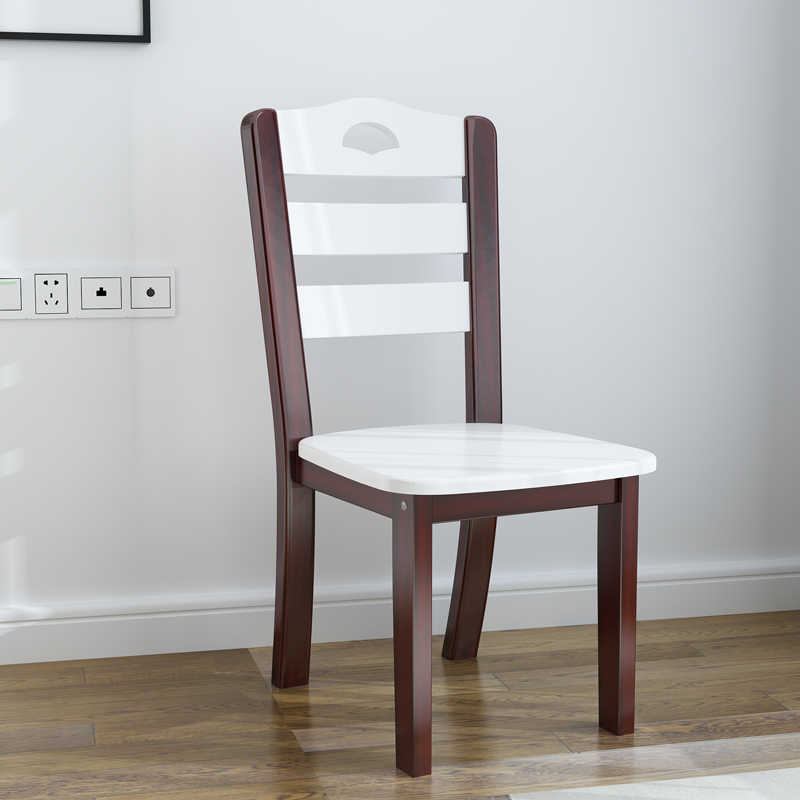 Completo cadeira de jantar de madeira casa poltrona lazer moderno restaurante Chinês restaurante minimalista cadeira de jantar tabela tamborete cadeira