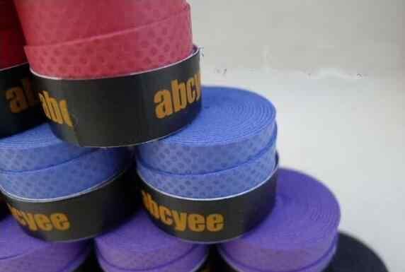 Party Favors  Fishing rod Tennis Anti-slip Racket Handle Tape Overgrip Badminton Over Grip 0.75mm PU Resin