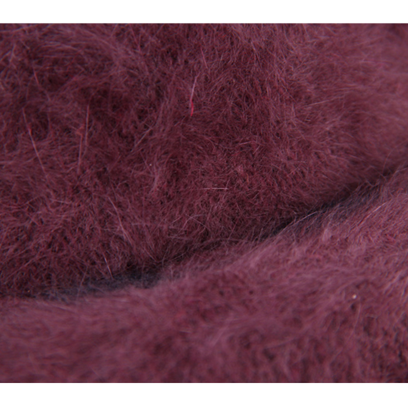 Елегантний модний зимовий шапочка - Аксесуари для одягу - фото 5