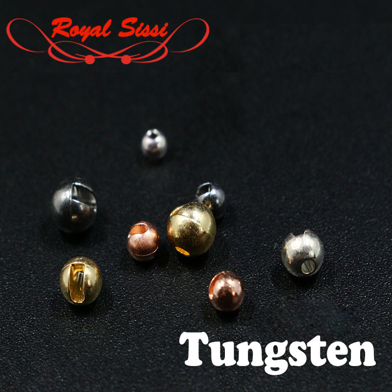Hot 20pcs/set fly tying slotted tungsten head beads 4sizes high tense Counter Sunk tungsten beads heavy metal nymph flies head tungsten alloy steel woodworking router bit buddha beads ball knife beads tools fresas para cnc freze ucu wooden beads drill