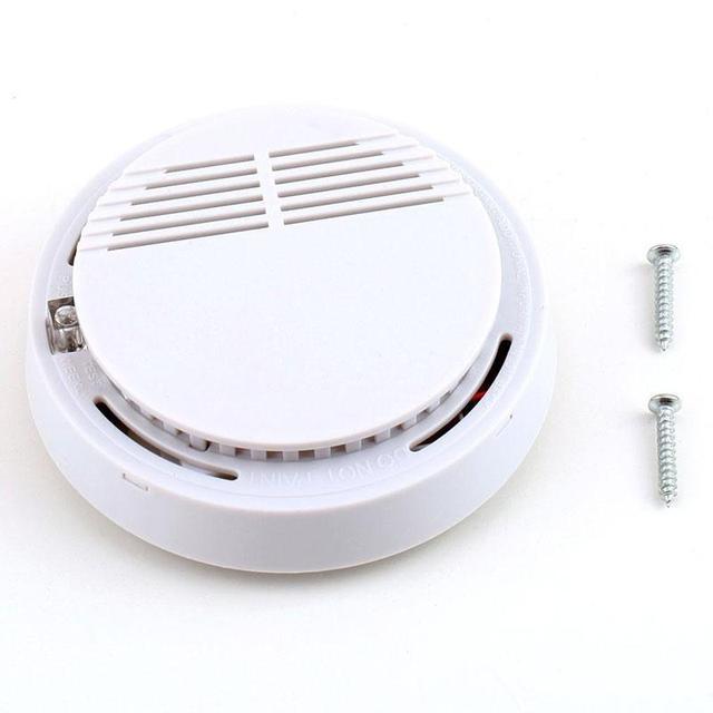 Carbon Monoxide Detectors gas Fireproof Smoke home fire Alarm system Sensor Detector Security for Family Guard Office building