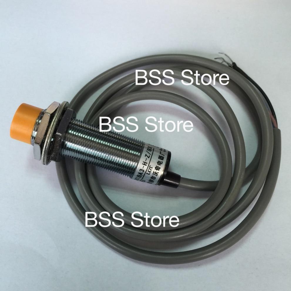 Sensore di TRASPORTO libero LJC18A3-H-Z/BX 1-10 millimetri di Capacità Interruttore Del Sensore di Prossimità NPN NO DC 6-36V 300mA