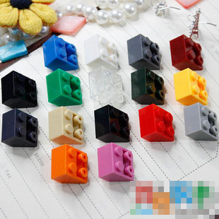 Elements Brick Parts 3360 Slope, Inverted 45 2 X 2 Classic Piece Building Block Toy Accessory Bricklink 79