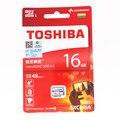 TOSHIBA карта micro sd 32 ГБ класса 10 TF карты Высокая скорость 48 м/с UHS 1 карты Памяти 16 ГБ/32 ГБ/64 ГБ Micro SD карты ДЛЯ телефонов, планшетов