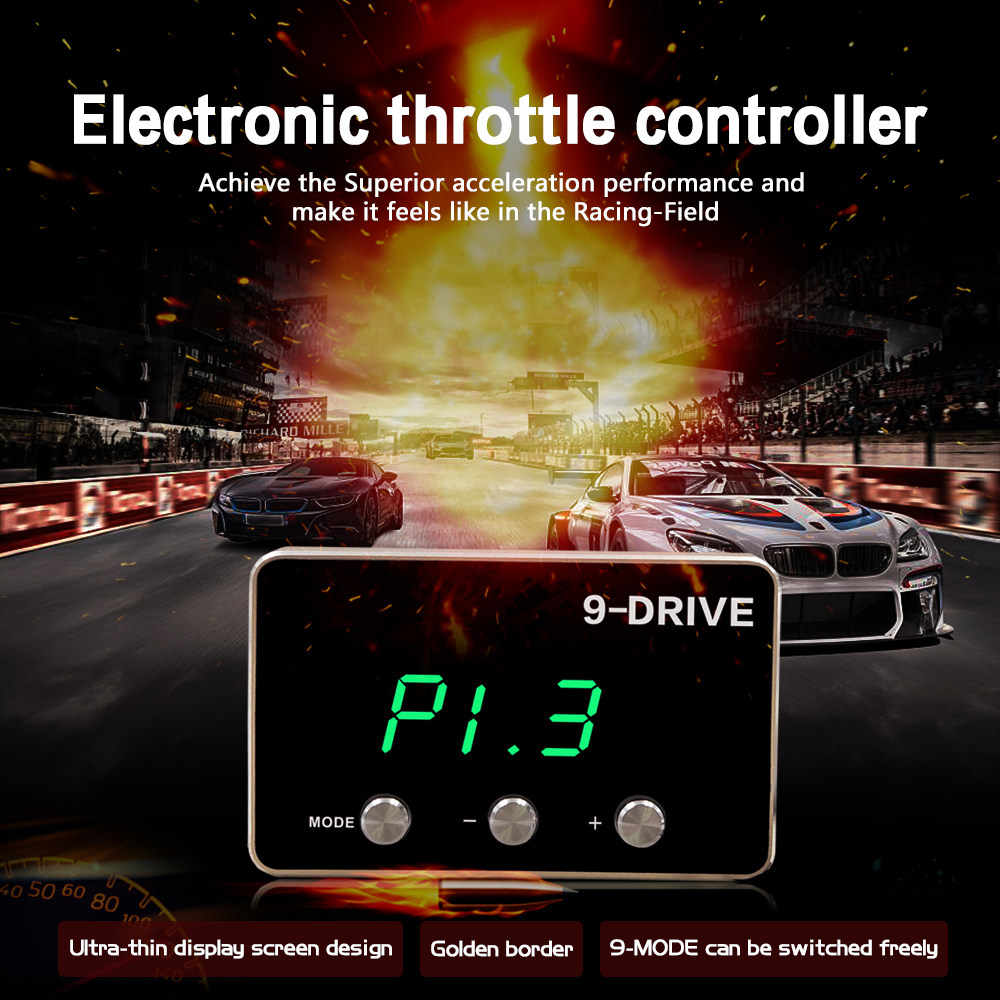 Fabrik Direkt Verkauf Elektronische drossel controller Auto sprint booster power converter auto zubehör geändert melodie für lancer
