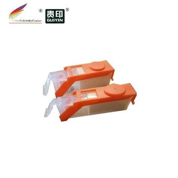 (C28-C) delicated orange cover clip for canon CLI-551 CLI-251 CLI-851 CLI-751 CLI-651 CLI-451 CLI-351 CLI-151 with silicone pad фото