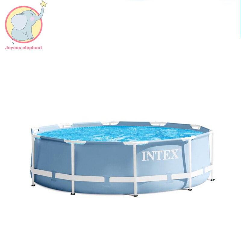 2019 nouvelle grande famille extérieure été piscine gonflable adulte géant famille jardin piscine jouer piscine pour enfants
