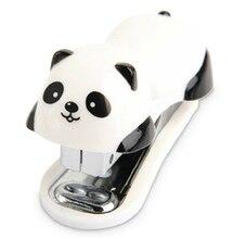 Офис/дома степлера основных cute panda руку степлер рабочего мини и