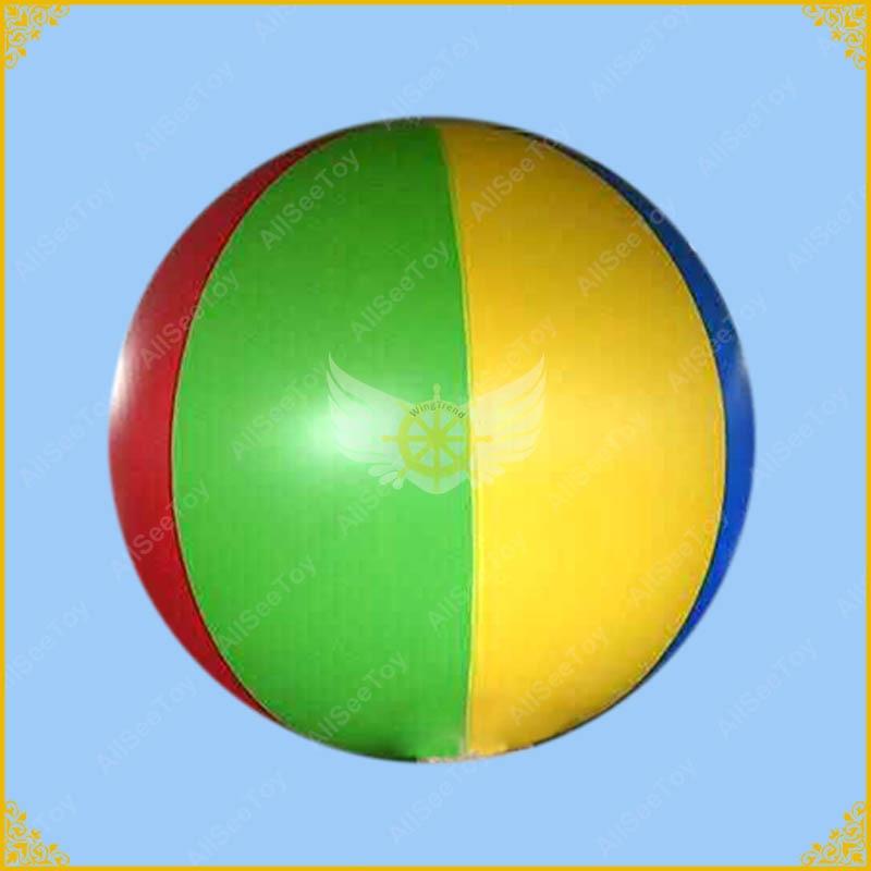 6.5ft надувной пляжный мяч гелий шар для рекламы, гигантские шар различных цветов для вашего выбора