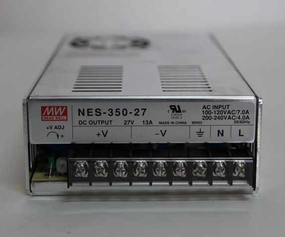 New NES-350-27 27V 13A Switching Power Supply