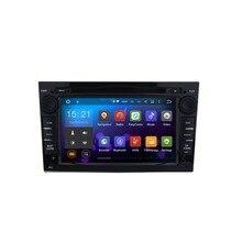 Radio de coche GPS Android 5.1.1 para Opel Vauxhall Vectra Astra H Antara Zafira Corsa Meriva Vivaro 1024*600 WIFI de la Pantalla Táctil BT
