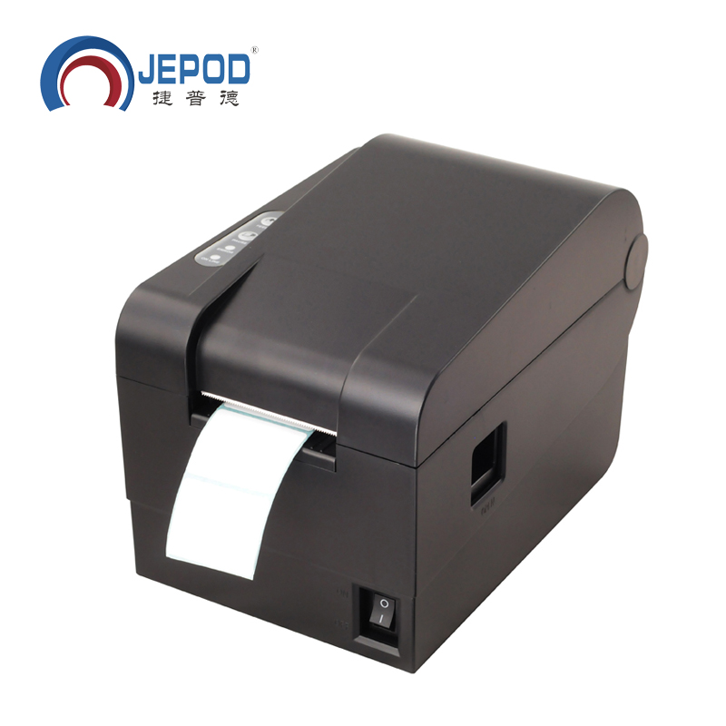 235B New arrive high quality 20mm to 58mm thermal barcode printer sticker printer Qr code adhensive