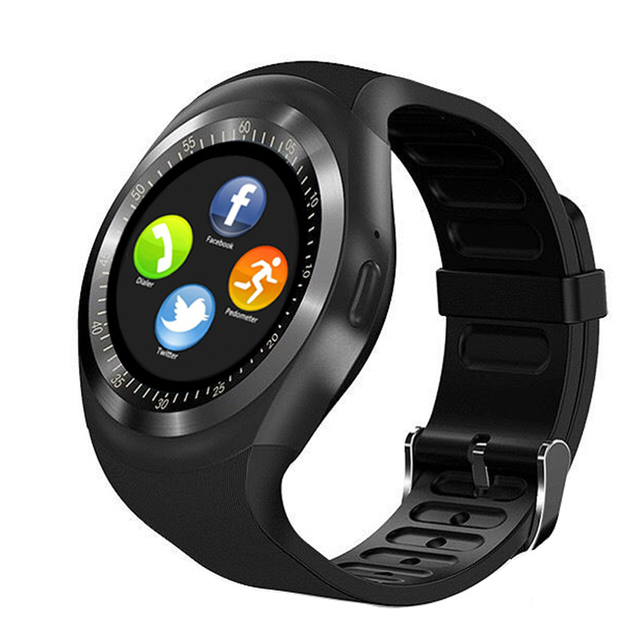 Bluetooth Smart Watch Android iOS watch phone Support TF/SIM card fitness tracker watch message notifier smartwatch men/women