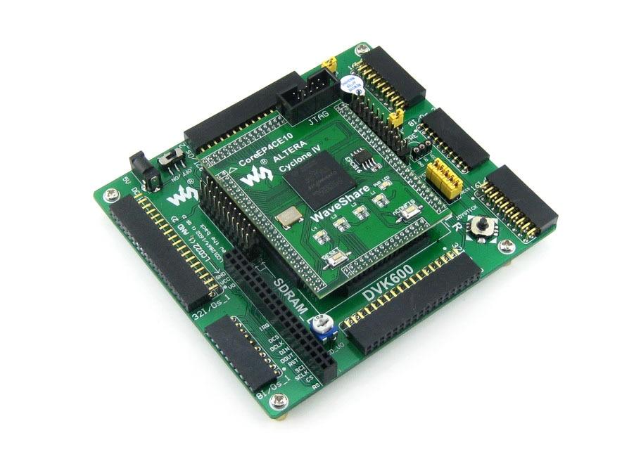 Altera Cyclone Board EP4CE10 EP4CE10F17C8N ALTERA Cyclone IV Kit de carte de développement FPGA tous les e/s = norme OpenEP4CE10-C