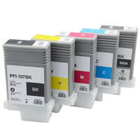 PFI107 Compatible Ink Cartridge for Canon IPF680 IPF685 IPF770 IPF780 IPF785 IPF670 IPF 670 IPF 770 IPF 770 670 PFI 107 PFI 107
