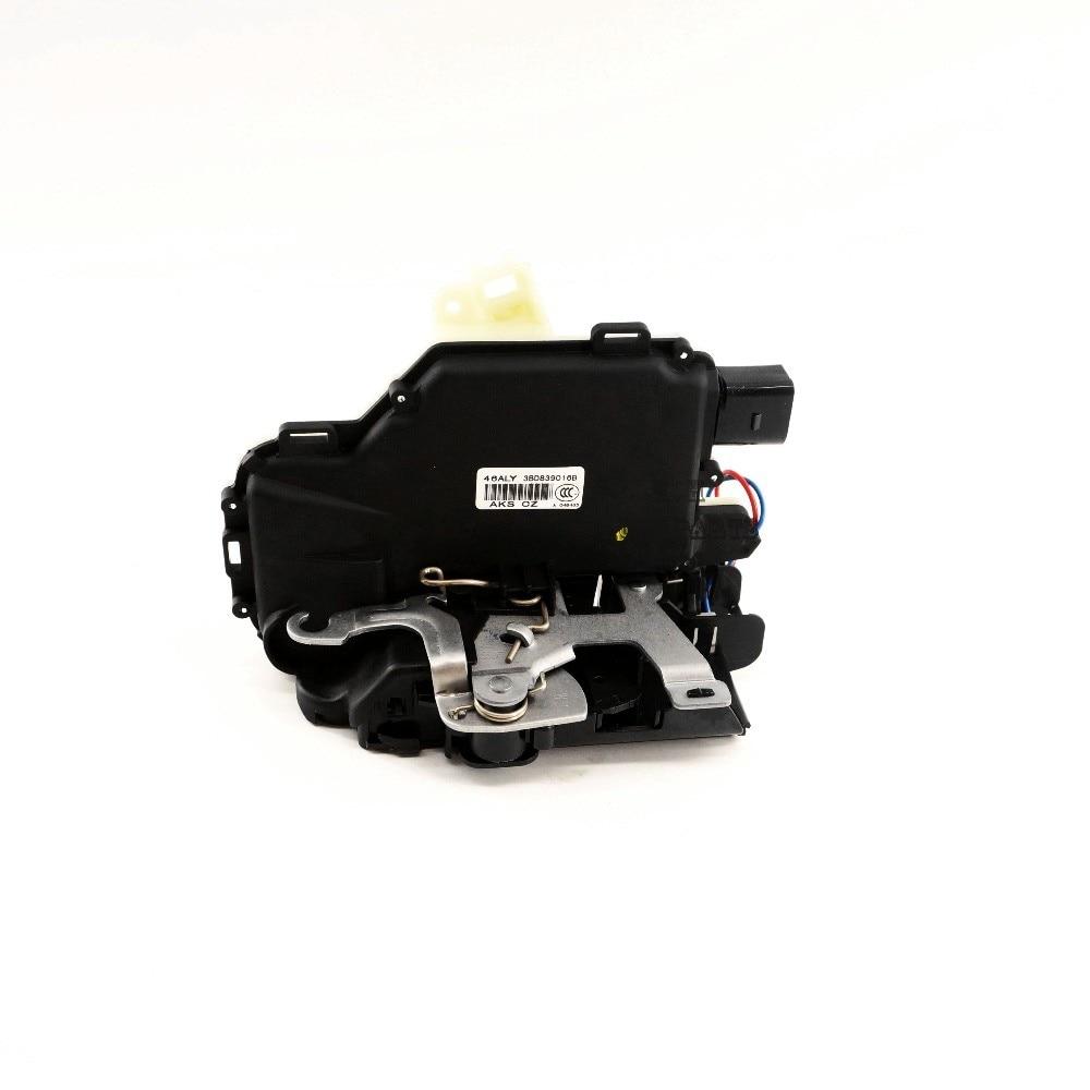 Nouvel actionneur de serrure de porte arrière droite 6 broches 3B1 839 016 A pour VW Jetta Golf Bora Passat Skoda Seat 3B4839016AJ 3B4839016AP