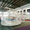 Outdoor Single Tunnel Inflatable Bubble dome Tent Camping Family (inflatable support)