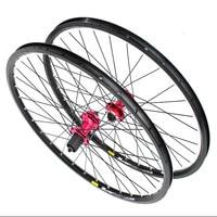 MTB Mountain Bike 32H Disc Wheels Sealed Bearing Smooth Quality Wheelset Rim