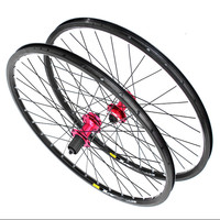 MTB Mountain Bike 32H Disc Wheels Sealed Bearing Smooth Quality Wheelset Rim