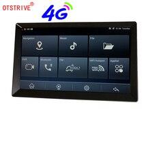 Otstrive 10 дюймов Android 8,1 WiFi 4G автомобиль с сим-картой грузовик автобус gps навигация Bluetooth телефон 16G Full HD 1080P видео рекордер DVR