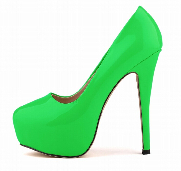 Popular Neon High Heels-Buy Cheap Neon High Heels lots from China ...