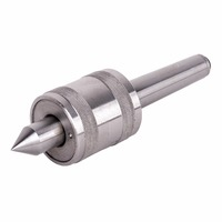 MT2 Precision Rotary Live Center Taper Live Center For Lathe Machine Bearing Turning Revolving