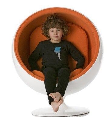 comprar la burbuja del espacio silla de la bola bola bola silla silln silla de nio de fibra de vidrio muebles muebles de diseo de
