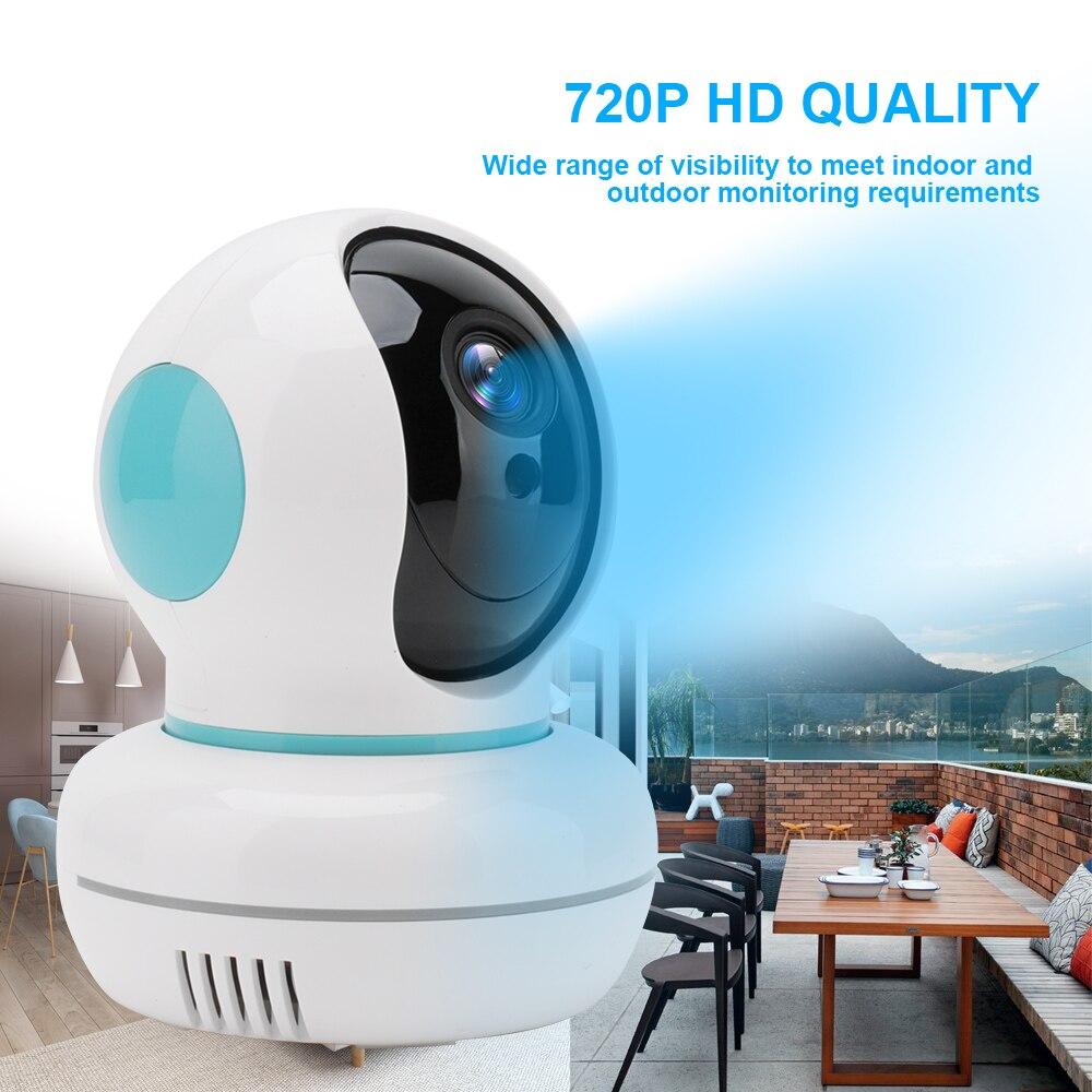 1080P 720P Home Security IP Camera Two Way Audio Wireless Mini Camera Night Vision CCTV WiFi Camera Baby Monitor iCsee