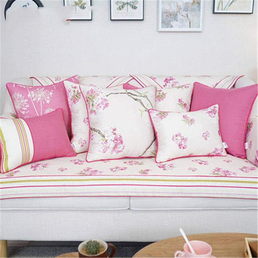 Aliexpress.com : Buy Sofa Cushion Pillow Capaalmofada Foam Filler ...