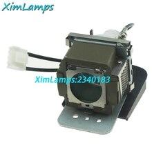 5j. j2a01.001 nuevo de alta calidad de reemplazo compatible proyector bombilla desnuda/lámpara con la vivienda para benq sp831