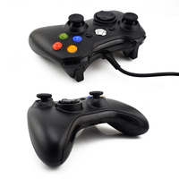 Data Frog USB Wired Gamepad For Xbox 360 Controller Joystick For Official Microsoft PC Controller For Windows 7 8 10 3