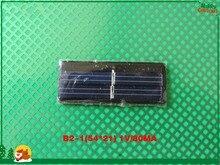 10 pcs/pack 1 V 80 MA polycristallin panneau solaire cellules pour lampes de jardin solaire lampes de poche solaire chargeurs POLY artisanat DIY jouets