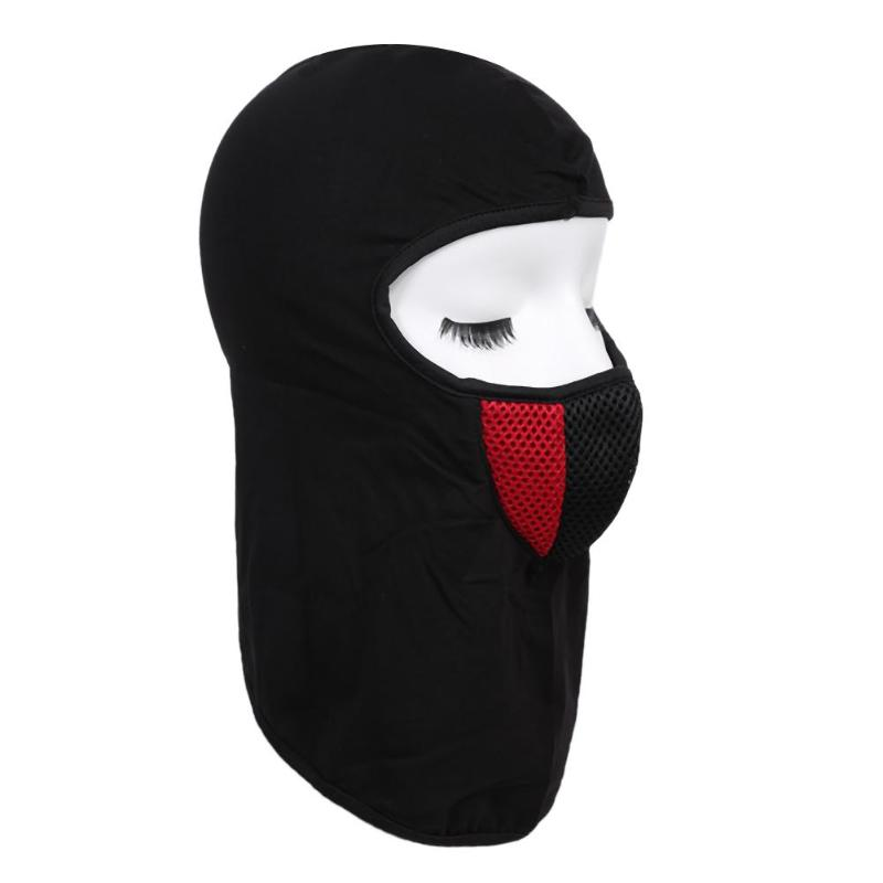 Winter Warm Neck Full Face Mask Cap Headwear Face Shield Hat Ski Sport Protective Masks Windproof Cycling Warm Balaclava Cover 2017 new full face cover mask three 3 hole balaclava knit hat winter stretch snow mask beanie hat cap new black warm face masks