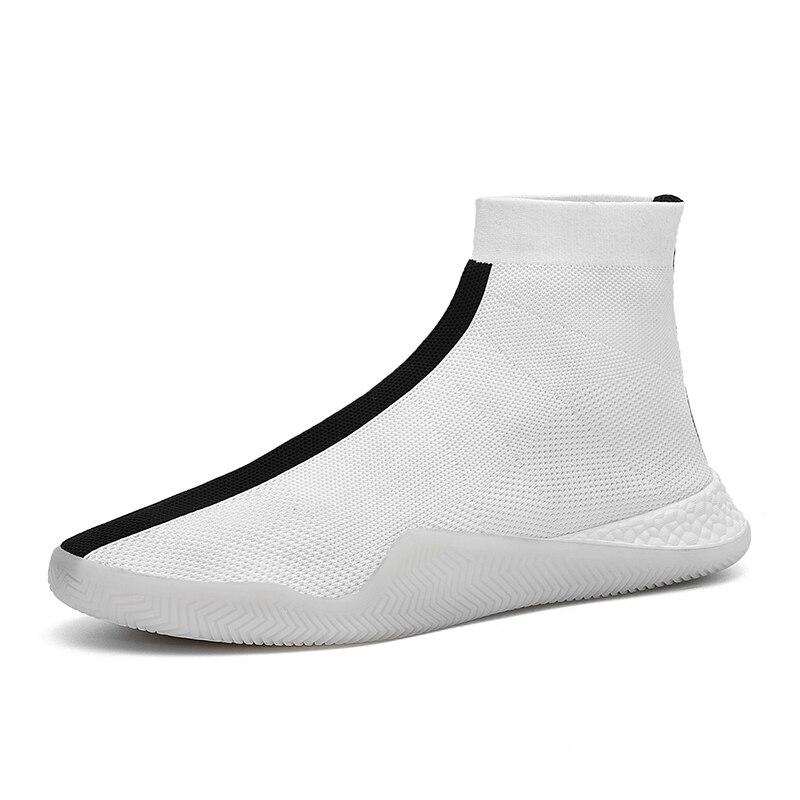 De Hommes Boots Chaussures Chelsea Noir red Boots Bottes Automne Bas Respirant Cheville Mode Cnfiia Boots white Rouge Black Casual Mâle qw7EY1qH
