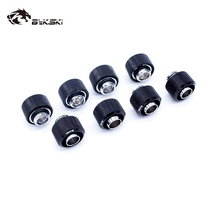 3/8--id-x-5/8-Hand-Compression-Connector-Fitting Fitting-Use Hose 8pcs/Lot Inside-Diameter