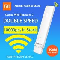 Original Xiaomi Mi WIFI Amplifier 2 Extender Signal Boosters Repeater WiFi Wireless For Xiaomi Router Xiaomi