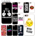 Lavaza boss Bitch mode on pink please Emoji art Phone Cover Case for Apple iPhone X XR XS Max 6 6S 7 8 Plus 5 5S SE 5C 4S 10