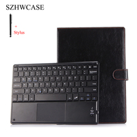 9 10 Tablet Universal Wireless Bluetooth Keyboard Case For ASUS Lenovo Huawie 9 10 Tablet Flip
