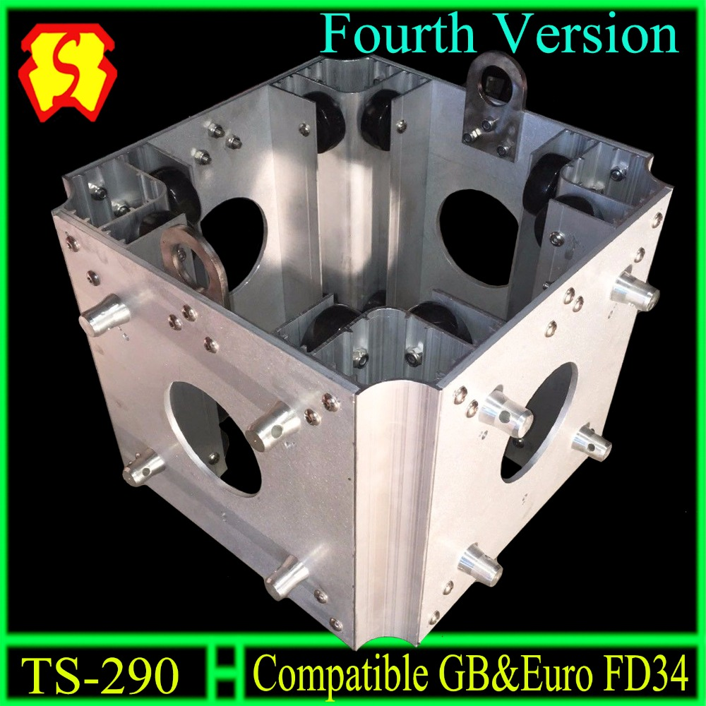 sleeve block 12 inch Square Box Truss Ground Support F34 compatible with Global and