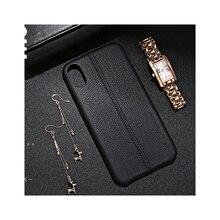 Simple PU Leather IPhone Case