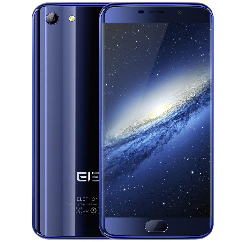 Цена за Elephone S7 5.5 дюймов Оригинальный 4 Г Phablet Смартфон Android 6.0 Helio X20 Дека Core 2.0 ГГц FHD Экран 13.0MP + 5.0MP камеры