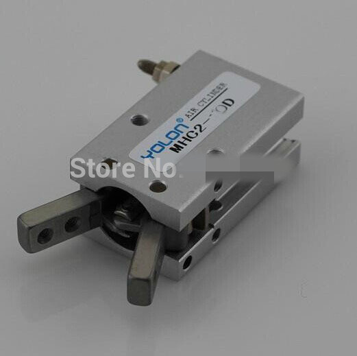 SMC type Pneumatic Y Gripper Double Acting MHC2-20D Air Finger For AutomatictionSMC type Pneumatic Y Gripper Double Acting MHC2-20D Air Finger For Automatiction