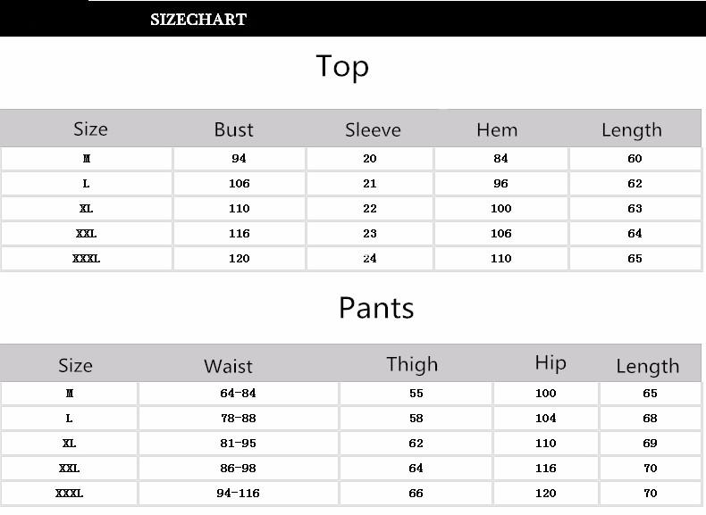 Women Suit 2 Piece Set Women Fashion Summer Sweatshirt Set Casual Suits For Women Tops+Pant Plus Size tracksuits M-3XL Z2495 5