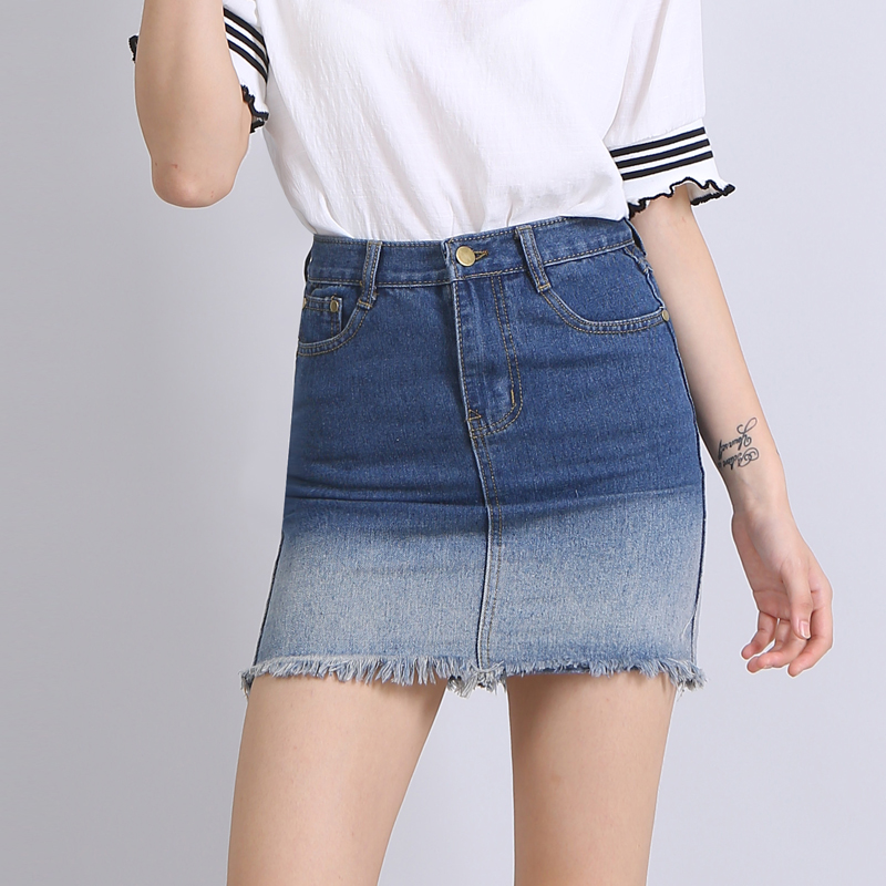 Ladies Denim Skirts Promotion-Shop for Promotional Ladies Denim ...