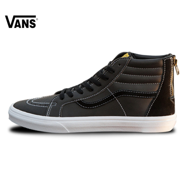 Vans OG Sk8-Hi Black White Low-Top Women s Love s Skateboarding Shoes Sport  Shoes For Women VN0A36C7OYN 35-39 ede5cc3a6
