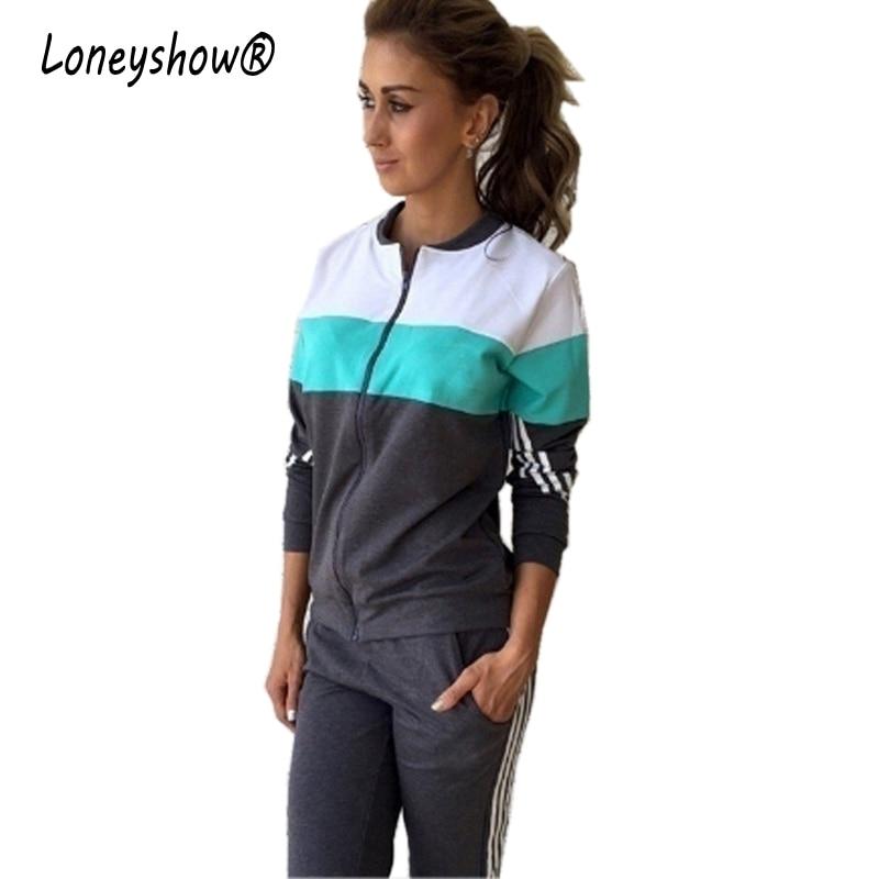 27307b10b8 2017-New-Winter-Women-Sweatshirt-Pants-Clothing -Set-Leisure-Suit-O-neck-Color-Patchwork-Long-Sleeve.jpg