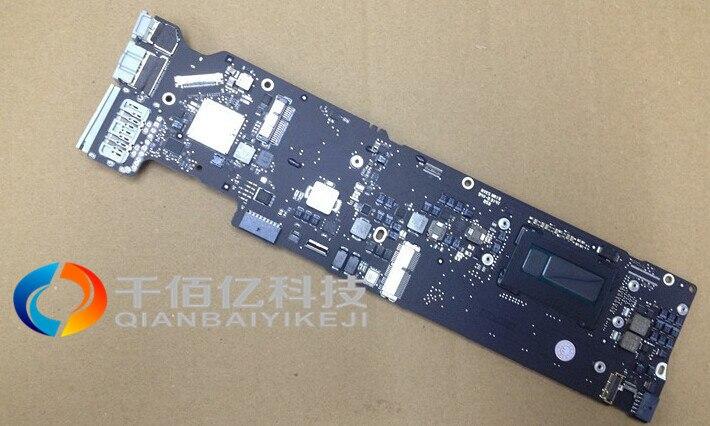 Carte mère d'ordinateur portable A1466 carte mère pour MacBook Air 1.6 GHZ I5-5650U 8G EMC2925 début 2015