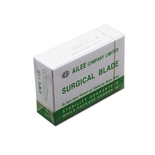 South Korea imported Aili AILEE cosmetic plastic surgery blade double eyelid embedding sterile 10th 11th 15th стоимость