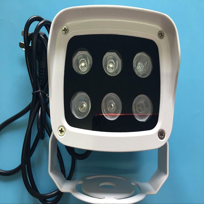 850nm Laser Infrared Lamp AC110-240 Remote Infrared Lamp Infrared Fill Light Fog